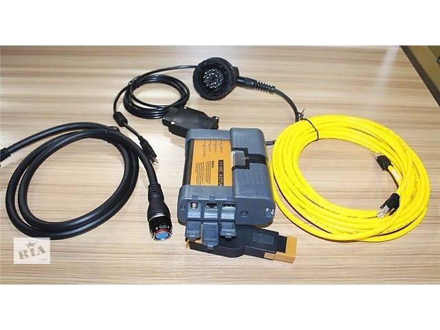 продам BMW ICOM A2+. Автосканер диагностики БМВ - Rheingold, ISTA-P на русском! Закажи! бу в Днепре (Днепропетровск)