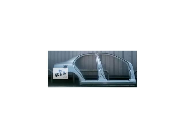 Боковина правая новая для седана Chevrolet Aveo т250 ЗАЗ оцинкованная.- объявление о продаже  в Ивано-Франковске