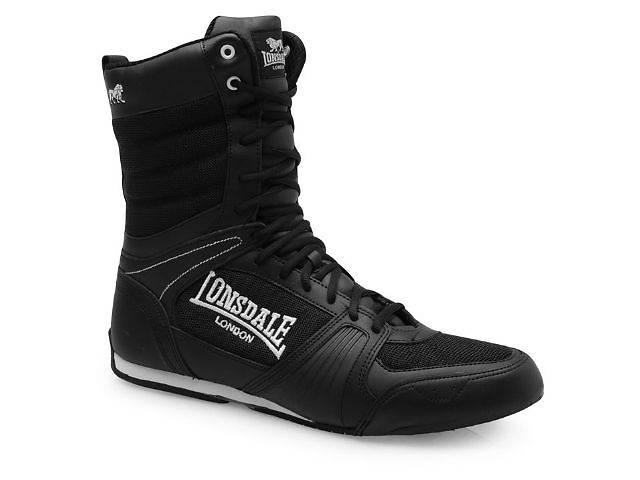 продам Боксерки Lonsdale Contender High Boxing Boots бу в Киеве