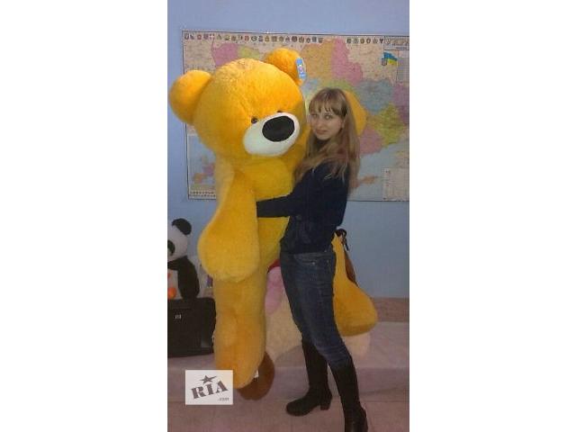 продам Большой плюшевый мишка 180см бу в Черноморске (Ильичевск)