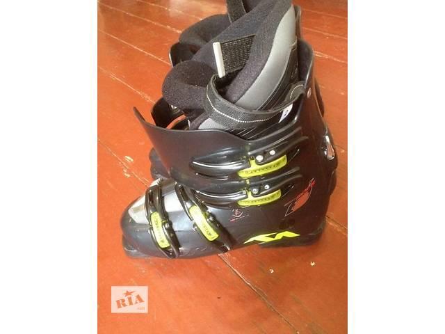 Ботинки для горных лыж- объявление о продаже  в Киеве