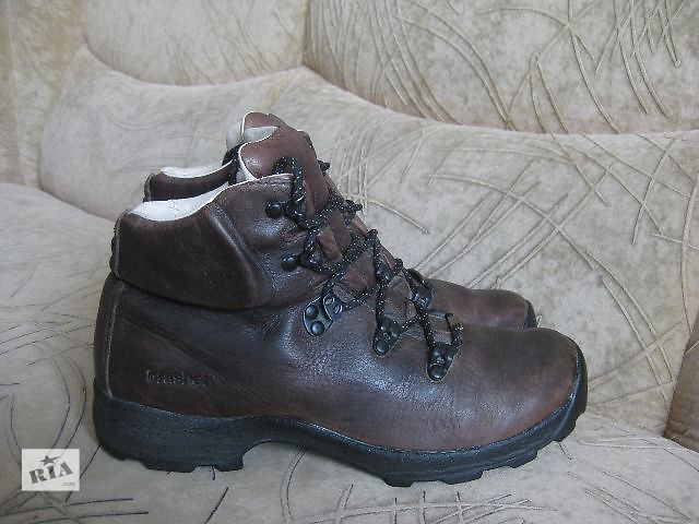 7784c5f57e1b продам ботинки коричневые Brasher Supalite GTX с системой Gore-tex, дышат и  не промокают