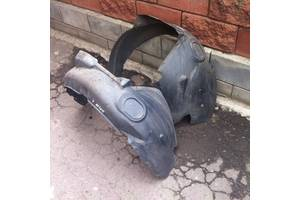 Брызговики и подкрылки Skoda SuperB