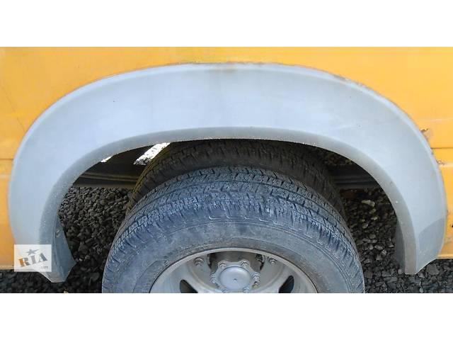 Брызговики задние на спарку Mercedes Sprinter 903, 901 (96-06гг) 208 - 616- объявление о продаже  в Ровно