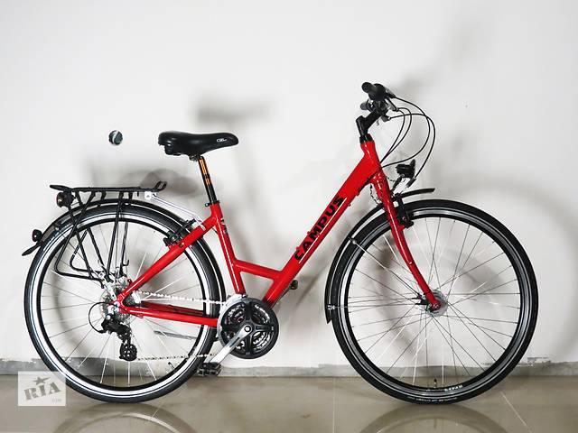 БУ Велосипед Campus- объявление о продаже  в Дунаевцах (Хмельницкой обл.)