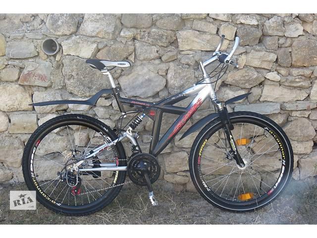 продам БУ Велосипед Crosswind Aluminium бу в Дунаевцах (Хмельницкой обл.)