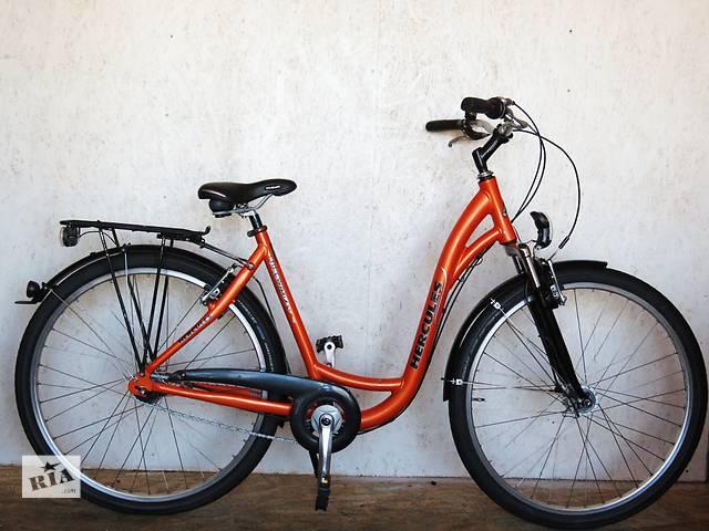 купить бу БУ Велосипед Hercules Freeway в Дунаевцах (Хмельницкой обл.)