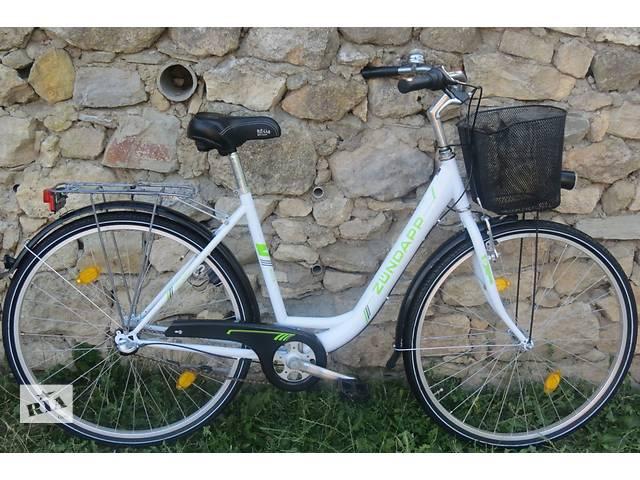 БУ Велосипед Zundapp- объявление о продаже  в Дунаевцах (Хмельницкой обл.)