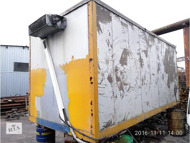 продам Будка с холодильной установкой TATA 613 бу в Харькове