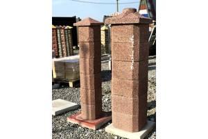 Новые Крышки на столбы и парапеты