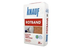 Новые Штукатурки Knauf
