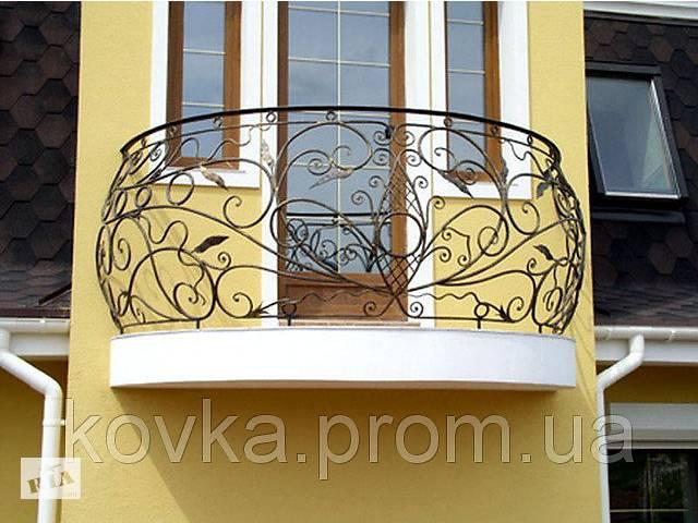 продам Кованое балконное ограждение бу в Ладыжине