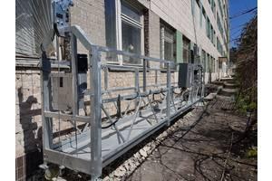 Люлька будівельна ZLP-630 цинк.(довжина кошика 6м, підйом 100м)