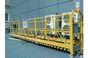 Люлька будівельна ZLP-630 фарбована (довжина кошика 6м, підйом 100м)