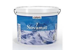 Новые Краски для стен Colors