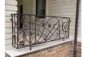 Ограждение для балкона частного дома