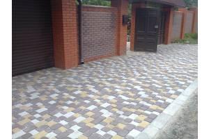 Новые Тротуарные плитки