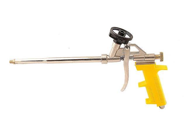 Пистолет для пены Mastertool - 330 мм тефлон держатель баллона, игла Art. big--668142959- объявление о продаже  в Киеве