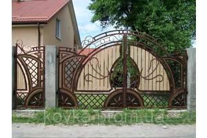 Новые Кованные ворота