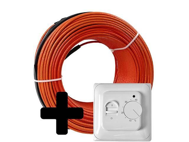 продам Теплый пол Volterm HR12 двужильный кабель, 660W, 4,4-5,5 м2(HR12 660) бу в Киеве