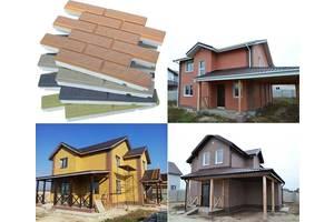 Нові Фасадні матеріали