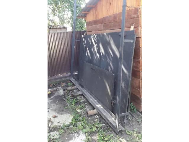 Ворота гаражні Гаражные ворота для Буса под бус 300x285- объявление о продаже  в Ковеле