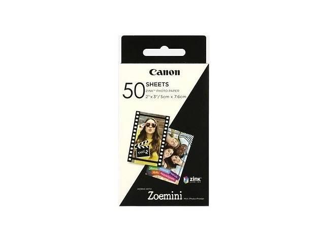 Фотобумага Canon ZINK Paper ZP-2030 50 SHEETS (3215C002)- объявление о продаже  в Киеве