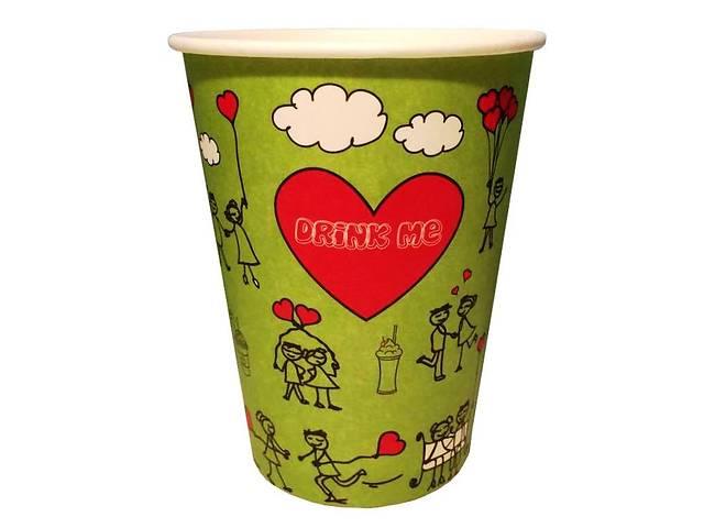 продам Бумажные стаканы 100,165,250,350 и 450 мл. бу в Киеве