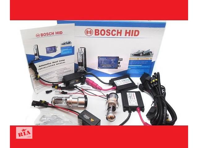 Биксенон Bosch Hid H4 4300,5000,6000, 8000K (Ксеноновый свет) біксенон- объявление о продаже  в Каменец-Подольском