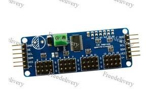 16-кан 12-біт ШІМ Серво контролер PCA9685 Arduino