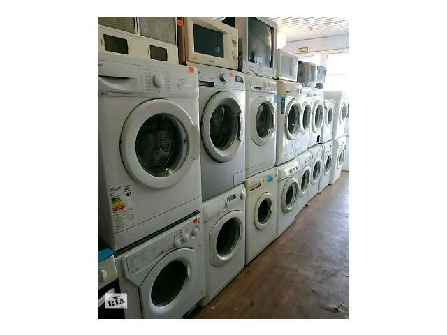 Абсолютно бесплатная доставка и подключение. Выбор. Гарантия. Качественные стиральные машины по адекватным ценам. - объявление о продаже  в Киеве