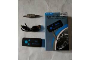 Адаптер BT-X6 Bluetooth, AUX