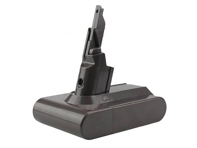 купить бу Аккумулятор для пылесоса Dyson 230767-01/03 Li-ion, 2500mAh, 21.6 Вольт, 21.6V в Киеве