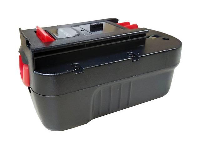 купить бу Аккумулятор для шуруповерта BlackDecker 244760-00 3.0Ah 18V черный Ni-Cd в Харькове