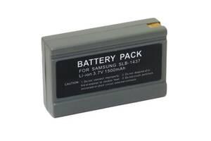 Аккумулятор Samsung SLB-1437, Li-ion, 1500 mAh