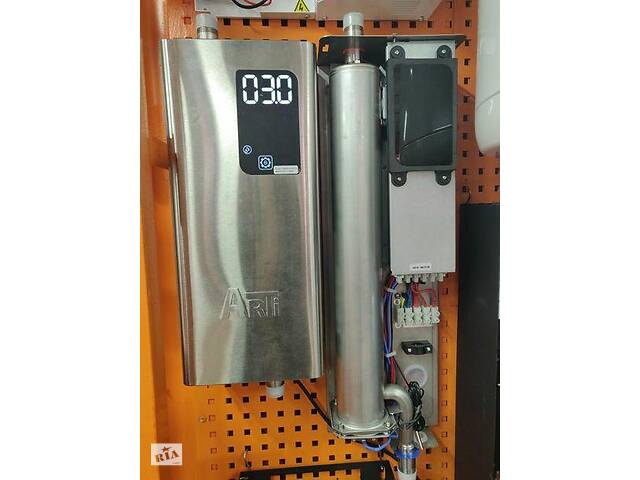 "продам ""ARTI"" (Арти) 6 кВт электрический котёл, Венгрия ЕС бу в Харкові"