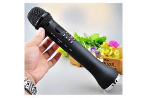 Беспроводной Bluetooth микрофон для караоке L-598 с динамиком