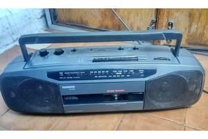 Бумбокс Thomson TM7600(Магнитола Рекордер-Проигрыватель.Радио УКВ-СХ)