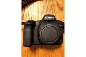 Canon EOS 6D Body Б/у в идеальном состоянии