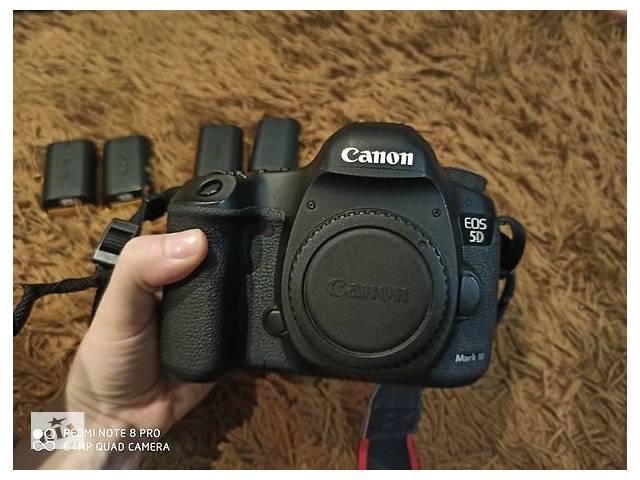 бу Canon Mark 3 в Тростянці