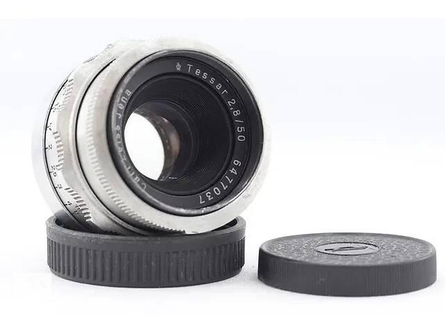 купить бу Carl Zeiss Jena Tessar 2.8/50mm (M42) 8 лепестков диафрагмы!  в Киеве