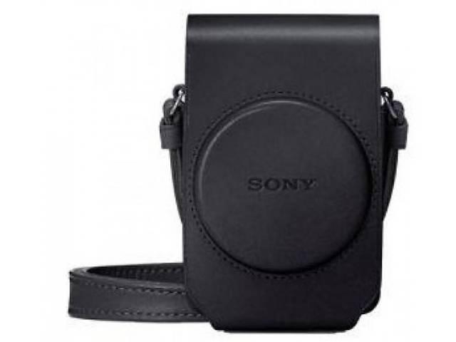 бу Чехол Sony LCS-RXGB (RX100/RX100II/RX100III/RX100IV) LCSRXGB.SYH в Харькове