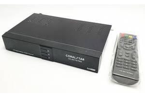 Cпутниковый ресивер + Тюнер T2 COMBO CS-303 TS PRO цифровой комбо HD приемник с мультимедийными возможностями
