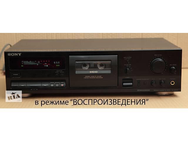 Дека SONY TC-K561S- объявление о продаже  в Одессе