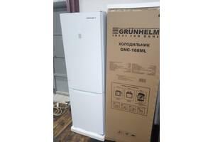 Двух камерный холодильник новый 1.88 см