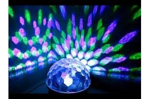 Диско-куля Supretto світлодіодний (C500)