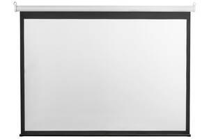 """Экран подвесной моторизированный 2E 4:3 118"""" (2.4x1.8 м)"""
