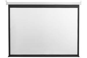 """Экран подвесной моторизированный 2E 4:3 148"""" (3x2.25 м)"""