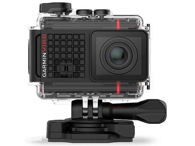 бу Экшн камера Garmin VIRB Ultra 30 Black-Red (010-01529-04) в Полтаве
