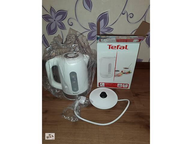 Електрочайник Tefal- объявление о продаже  в Києві